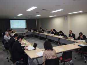 The 2016 First Meeting of Tokyo Section Executive Committee